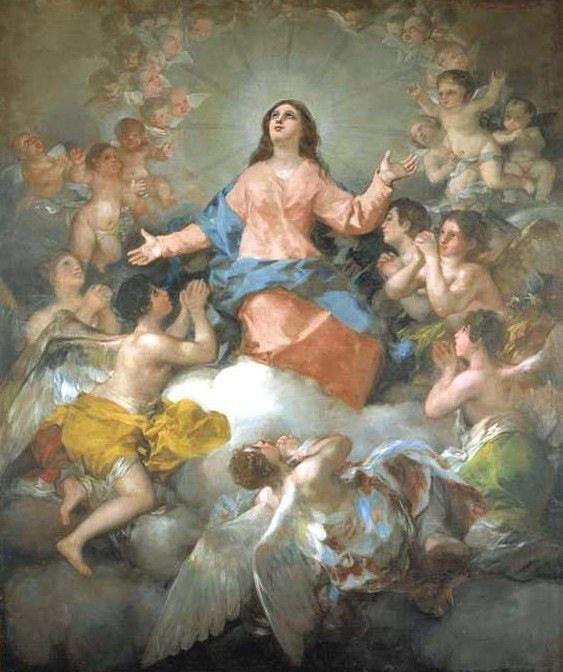 Die 15 augusti - In Assumptione B.V.M.